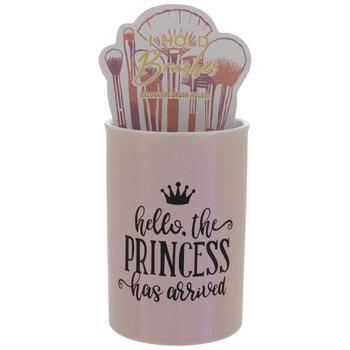 The Princess Has Arrived Brush Holder