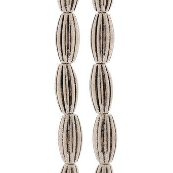 Striped Melon Bead Strands