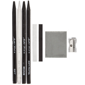 Pastel & Charcoal Pencils - 8 Piece Set