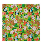 Christmas Cookies Gift Wrap