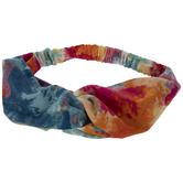 Bright Tie-Dye Headband