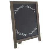 Vine Chalkboard Easel