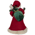 Santa Claus With Gifts Tree Topper