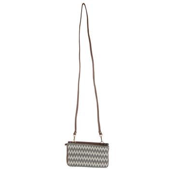 Zig Zag Crossbody Handbag