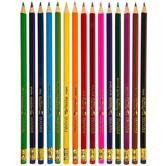 Cra-Z-Art Erasable Colored Pencils - 15 Piece Set