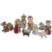 Nativity Children Set