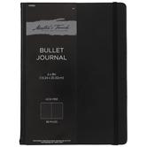 Black Dot Grid Bullet Journal