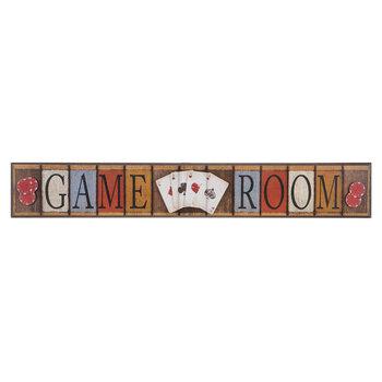 Game Room Wood Wall Decor Hobby Lobby 474759