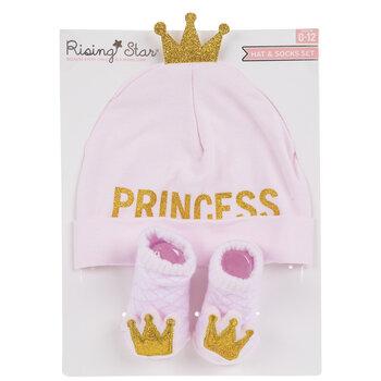 Princess Hat & Socks
