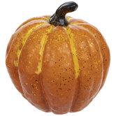Orange Speckled Pumpkin