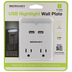 USB Charger Night Light Wall Plate