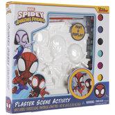 Spidey Amazing Friends Plaster Craft Kit