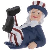 Laying Back Uncle Sam