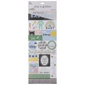 Baby Boy Cardstock Stickers