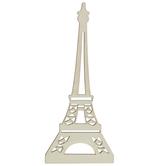 Eiffel Tower Wood Shape