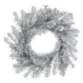 Mini Tinsel Wreath