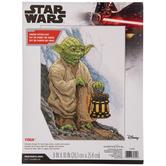 Yoda Star Wars Cross Stitch Kit