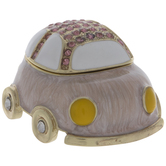 Pink Car Jewelry Box