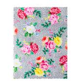 Dot & Floral Felt Sheet