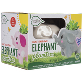 Elephant Planter Paint Kit