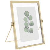 Leafy Branch Framed Decor