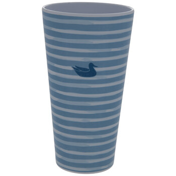 Southern Marsh Blue Striped Cup