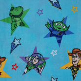 Toy Story Anti Pill Fleece Fabric