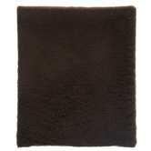 Brown Plush Felt