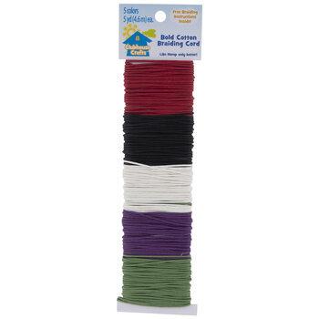 Cotton Braiding Cord