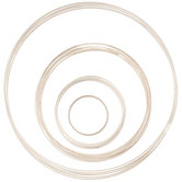 Round Memory Wire Value Pack