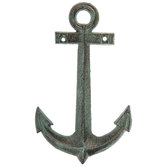 Antique Bronze Anchor Metal Wall Decor