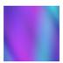 Blue Cricut Holographic Iron-On Vinyl
