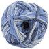 Blue Skies Bernat Yarnspirations Tie Dye-ish Yarn
