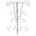 Nickel Plated Bouquet Stand