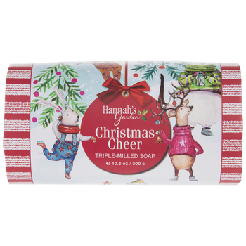 Christmas Cheer Triple Milled Soap