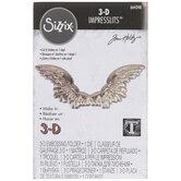 Sizzix Impresslit Wings Die & Embossing Folder