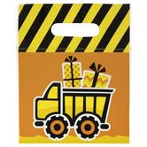 Construction Truck Zipper Bags