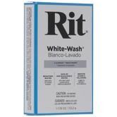 White-Wash Laundry Treatment