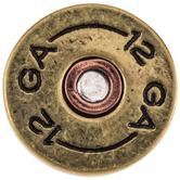 Shotgun Shell Snap Charm