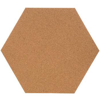 Hexagon Cork Tiles