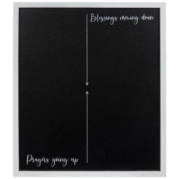 Prayers & Blessings Chalkboard