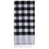 Black & White Buffalo Check Kitchen Towel