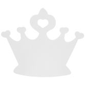Crown Paper Shapes