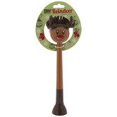 Reindeer Kitchen Brush