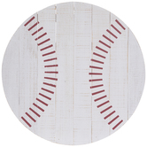 Baseball Pallet Wood Wall Decor