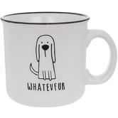 Whatevfur Dog Mug