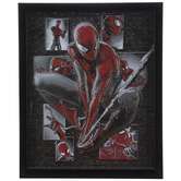 Spider-Man Framed Wall Decor