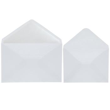 White Pearl Wedding Invitations