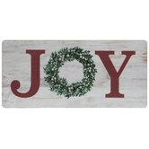 Joy Wreath Magnet