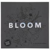 Bloom Velvet Coloring Book